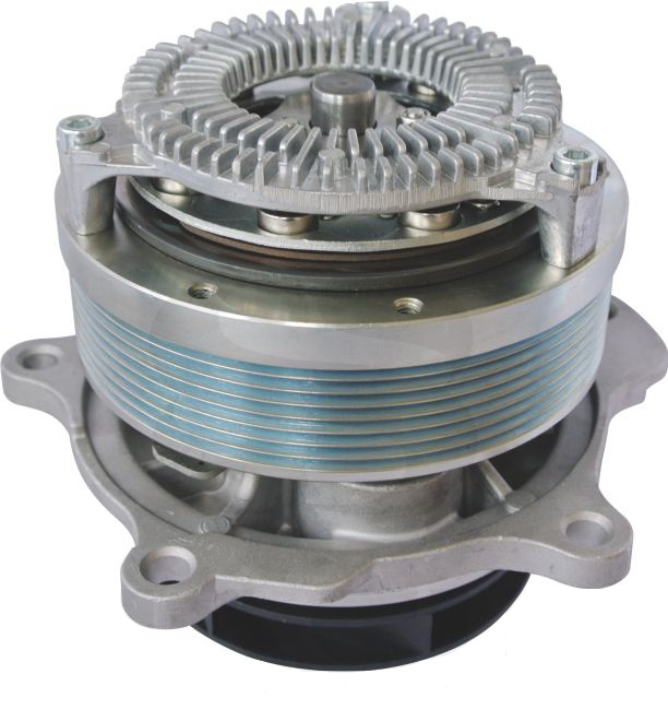 WATERPUMP ELECTROMAGNETIC CLUTCH 140